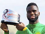 Celtic news: Odsonne Edouard insists he is focused on Celtic despite interest from Napoli