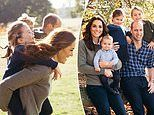 Royal photographer gives rare insight into snapping the 'thoughtful' Cambridges at home