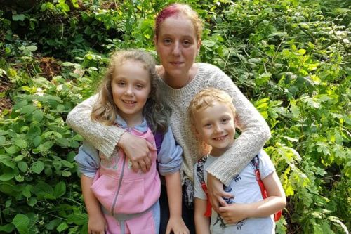 Virus death fears mum threatened with prison for keeping kids off school