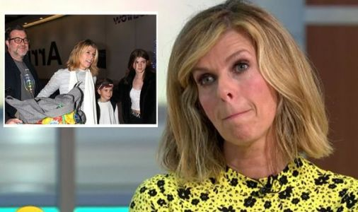 Kate Garraway breaks down in tears as she says children have 'effectively lost their dad'