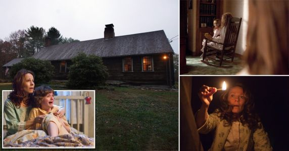 The Conjuring house up for sale for $1.2million and yes, it's haunted