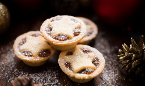 Mince pies are here!. as lockdown-weary Britons dream of Christmas extra early