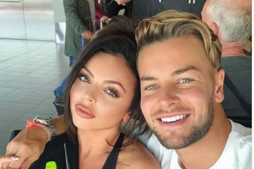 Jesy Nelson and Chris Hughes split as coronavirus drives them apart