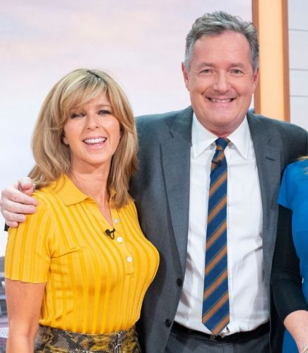 'This Breaks My Heart': Piers Morgan Sends Love To Kate Garraway After Emotional Clap For Carers