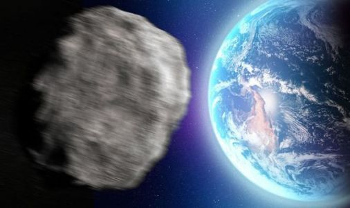 NASA asteroid Earth approach: MILE-WIDE asteroid with its own MINI MOON set to skim Earth