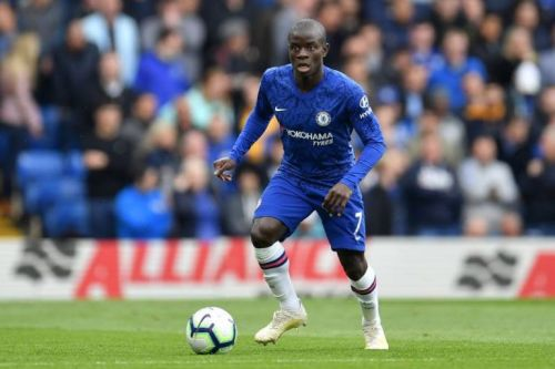 Surprise as Chelsea willing to consider sale of N'Golo Kante at end of season