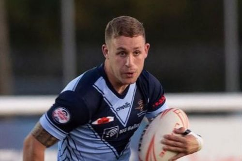 RAF airman who collapsed at rugby match after heavy tackles died of head injury
