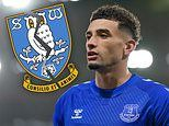 Ben Godfrey is set to face the club who released him at 15 when Sheffield Wednesday come to Goodison