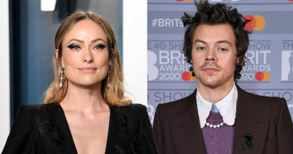 Harry Styles and Olivia Wilde spotted 'looking completely smitten on alfresco London pub date'