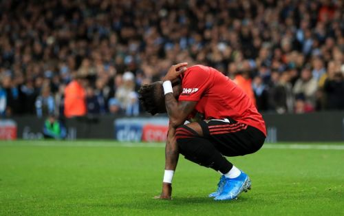 Football fan 'arrested' over racist abuse at Manchester United's Fred is Army veteran - as family receive death threats