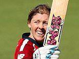 Knight becomes first English cricketer to score a century in Test, ODI and Twenty20 matches