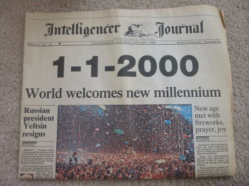 20 big ways the world has changed since 1999