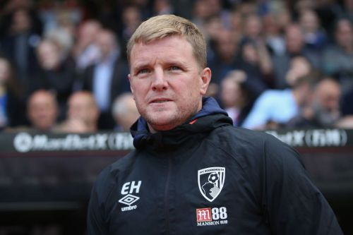 Bournemouth manager Eddie Howe takes voluntary pay cut with staff furloughed during coronavirus hiatus