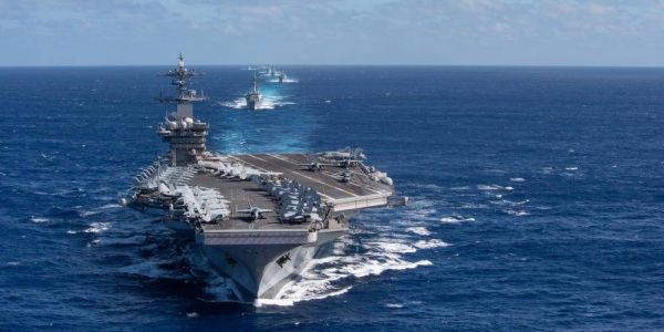Captain of US Navy ship pleads for help as coronavirus infects over 100 sailors