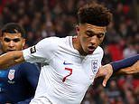 England 3-0 USA PLAYER RATINGS: Sancho dazzles on first start and Rooney shows some vintage touches