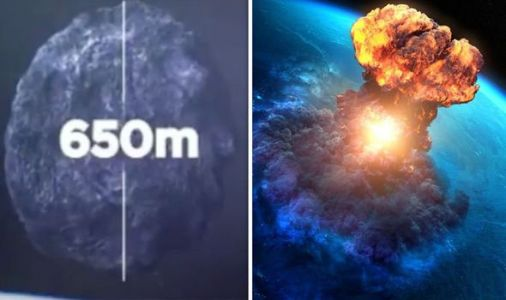 Asteroid fear: Expert warns of '50 megaton power' of asteroid that just passed Earth