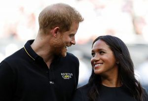 Meghan Markle's birthday tribute to Prince Harry is a royal first