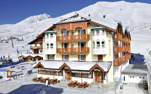 The best ski hotels and apartments in Passo Tonale for a snow-sure Italian escape