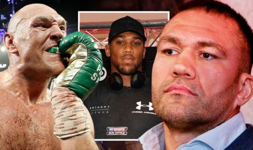 Anthony Joshua labeled scared and arrogant as Kubrat Pulev looks to Tyson Fury fight