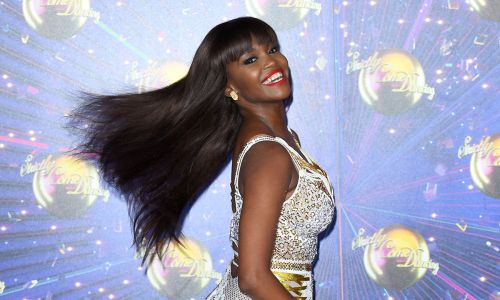 Strictly dancer Oti Mabuse on fitness, diets and body confidence