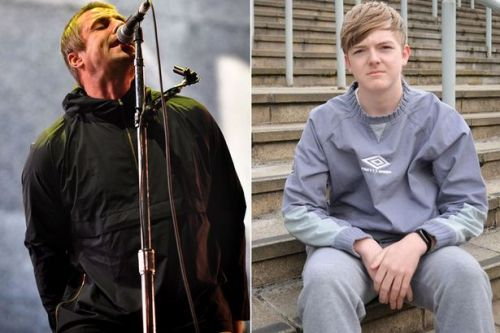 Devastated Liam Gallagher fan, 16, barred from show 'for no reason'