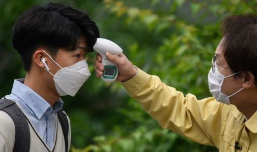 Coronavirus: South Korea forced to close schools again after spike in new COVID-19 cases