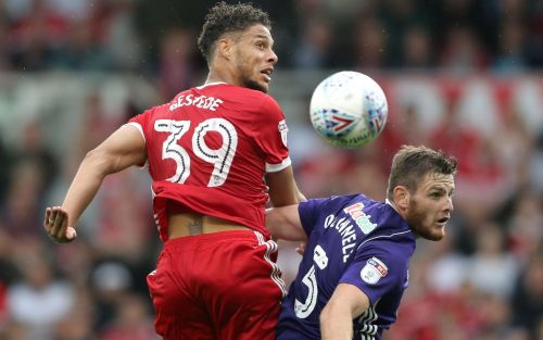Ipswich Town target Middlesbrough striker Rudy Gestede in January loan move