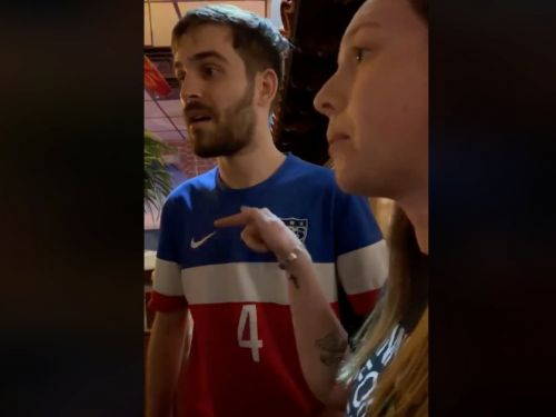 A man with ALS was denied service at a restaurant after waiters thought he was intoxicated