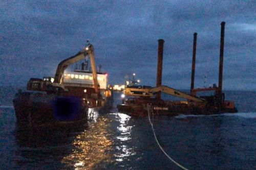 Scots ship flooded and 'severely damaged' after towing horror in Highlands