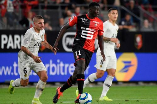 Celtic get Europa League boost as Rennes star Mbaye Niang looks set to miss opening game
