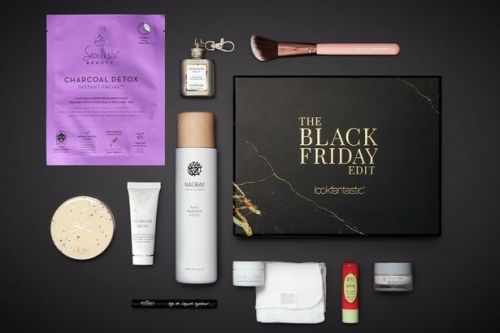 Lookfantastic launch £25 Black Friday beauty box that is worth £120