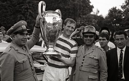 Celtic's European Cup-winning captain Billy McNeill dies, aged 79