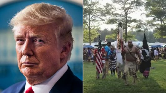 Trump administration revokes land from Native Americans who've lived there for 12K years