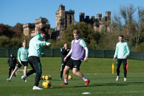 5 things we spotted at Celtic training as Ange Postecoglou beams amid the Lennoxtown sight he's been waiting for