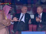 THINGS YOU MISSED from the Russia vs Saudi Arabia World Cup opener