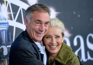 Emma Thompson shared her real thoughts on 'the Strictly curse' and husband Greg Wise