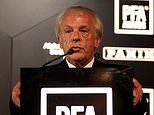 Gordon Taylor will stand down as PFA chief executive at the end of the season