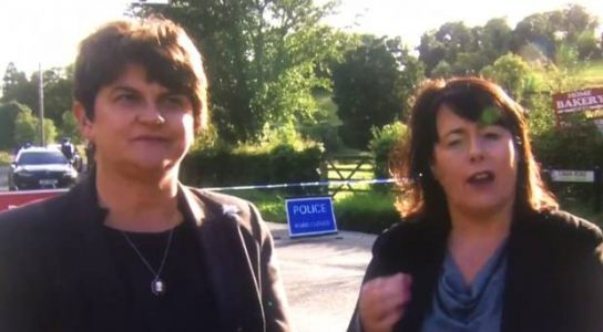 Suzanne Breen: Supposed show of solidarity that exposed gulf between DUP and Sinn Fein