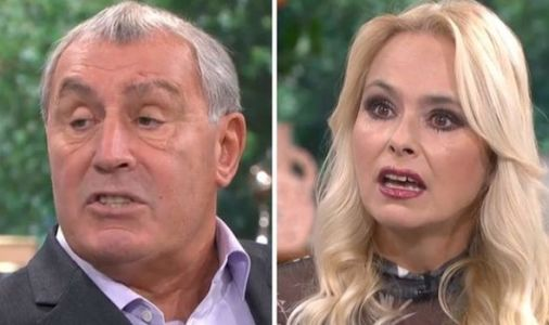 'Thought I'd lose her' Peter Shilton on how wife saved him after losing millions gambling