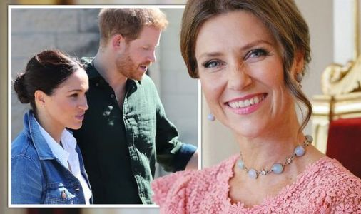 Royal silences speculation she might follow Meghan and Harry to US