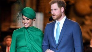 The powerful meaning behind Meghan and Harry's Times Magazine cover outfits