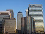 ALEX BRUMMER: It is worrying that Canary Wharf remains nearly empty