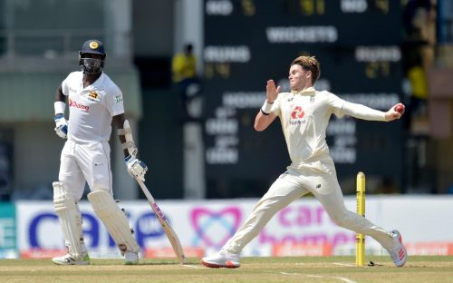 Sri Lanka vs England: Second Test, day two - live score and latest updates from Galle