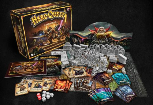 Why now is a great time to start playing HeroQuest