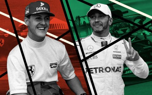 Lewis Hamilton vs Michael Schumacher: Weighing up the skills and achievements of two of F1's greats