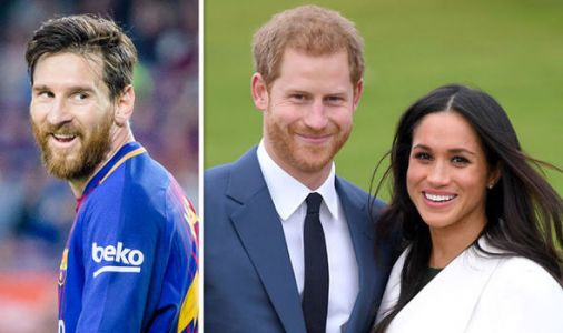 Royal Wedding XI: Prince Harry and Meghan Markle wedding line-up - including Lionel Dressi