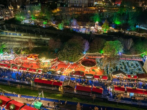 Underbelly may be replaced as Edinburgh's winter festivals organiser under new drive to protect Princes Street Gardens
