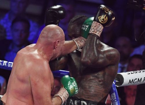 Tyson Fury's cutman blasts glove tampering conspiracy theory after Deontay Wilder win