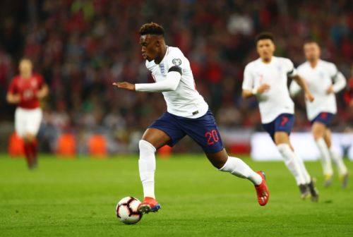 Chelsea youngster will earn second England start tonight