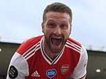 Mikel Arteta urges Arsenal to offer Shkodran Mustafi a new deal with defender in final year of deal